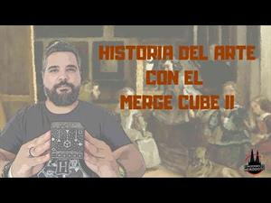 Historia del arte en Merge Cube II