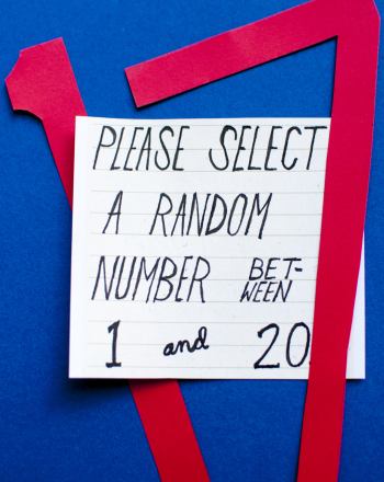 17: The Most Popular Random Number