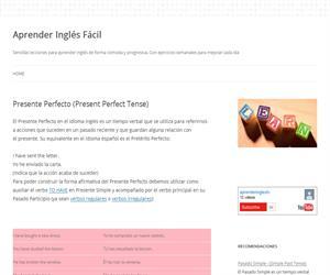 Presente Perfecto - Present Perfect Tense (aprenderinglesfacil)