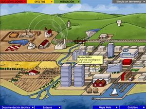 Websismo. Todo sobre los terremotos desde el CSIC y Geomedia