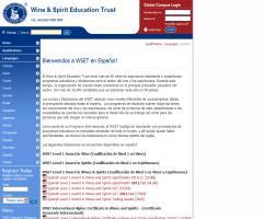Educación en el vino: Wine & Spirit Education Trust