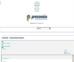 Resitro en las enciclopedias en línea (Proyecto Agrega)