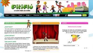 Pitiflu, actividades infantiles y contenidos didácticos para los niños