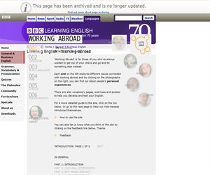 Guía práctica para trabajar en el extranjero (bbc.co.uk)