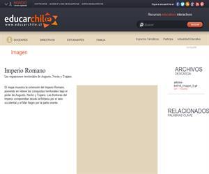 Imperio Romano (Educarchile)