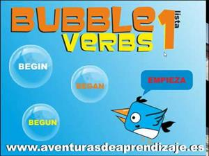 BubbleVerbs