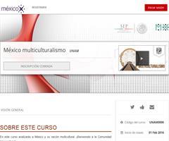 MOOC México multiculturalismo