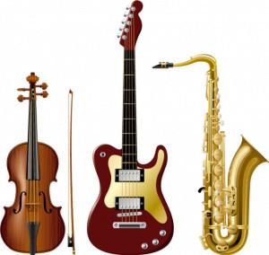Music, aprende el vocabulario (inglés) de los instrumentos musicales