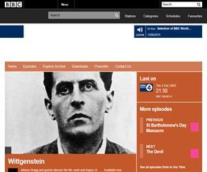 Wittgenstein. BBC Radio.