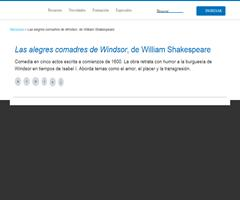 William Shakespeare: Las alegres comadres de Windsor