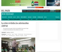 La crisis revitaliza las adormecidas AMPAS | El País