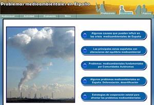 Problemas medioambientales en España (Mestre a Casa)