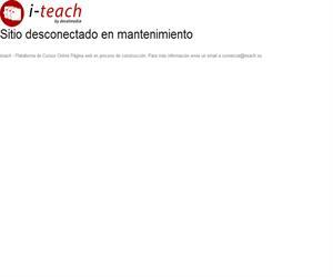 iTeach.es, recursos educativos interactivos para Primaria, Secundaria y Bachillerato