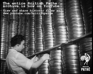 British Pathé, 85.000 vídeos para las clases de historia
