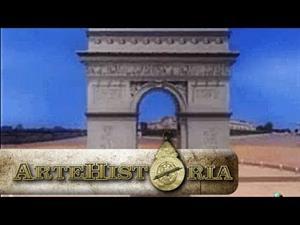 El Arco de Triunfo, París