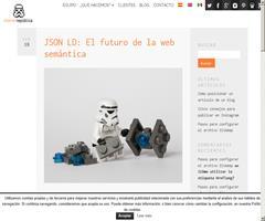 JSON LD: El futuro de la web semántica
