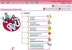 El héroe (Santillana, lengua 6º primaria)