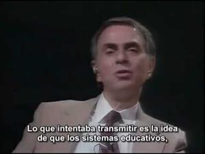 Dios, el Universo y todo lo demás ( Carl Sagan, Stephen Hawking y Arthur C. Clarke)