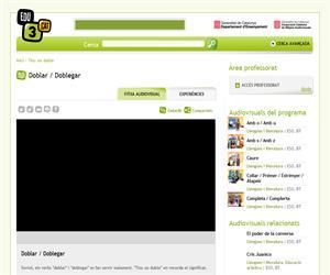 Doblar / Doblegar (Edu3.cat)