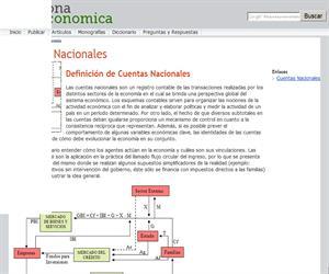 Las Cuentas Nacionales. Conceptos básicos