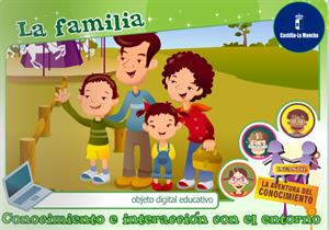 La familia (Cuadernia)