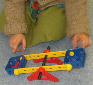 Mécanismes, mouvements, équilibres