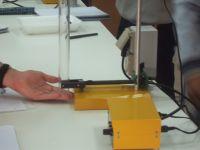 Determinación del valor de la aceleración de caída de los cuerpos