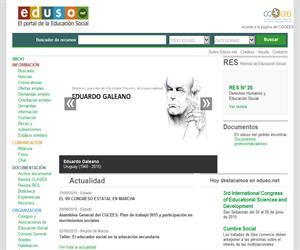 Eduso.net, el Portal de la Educación Social