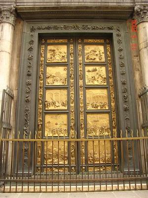 """Las """"Puertas del Paraíso"""" de Lorenzo Ghiberti"""