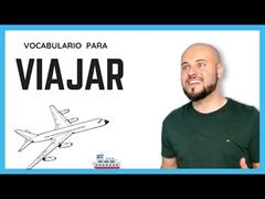 Vocabulario en español para viajar