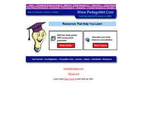 PedagoNet: un buscador de recursos educativos