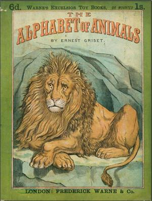 The alphabet of animals (International Children's Digital Library)
