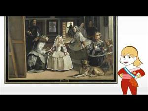 Las Meninas de Velázquez (Pradomedia)