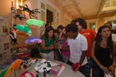 Creatividad y emprendedores en la Noche de los Investigadores