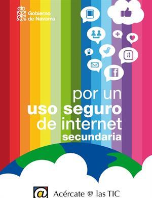 Uso seguro de Internet. Unidades didácticas para Secundaria (disfrutalared.com)