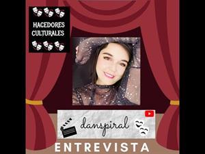 Hacedores culturales ENTREVISTA: DANSPIRAL para hablarnos un poco de 🎭TEATRO 🎭!!!