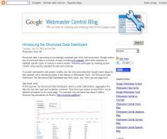 Introducing the Structured Data Dashboard (Nueva herramienta de Google para datos estructurados)