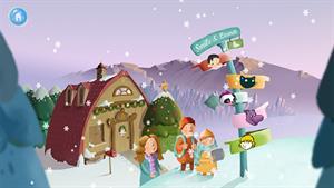 ''Pedacitos de Navidad'' y otros cuentos interactivos (smileandlearn.net)