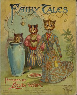 Fairy tales (International Children's Digital Library)