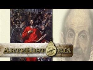 El expolio de Cristo por El Greco
