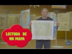 Lectura de un mapa.¿Sabes interpretar un mapa?