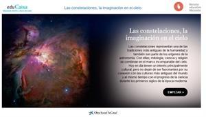 Las constelaciones, la imaginación en el cielo