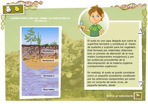 Teoría cinética de la materia. Biología y Geología para 3º ciclo de Primaria