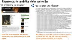 Las web semánticas de la Web: el negocio de construir y explotar grandes grafos de conocimiento especializados