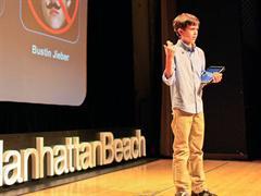 Thomas Suárez: un desarrollador de aplicaciones de 12 años | TEDTalks