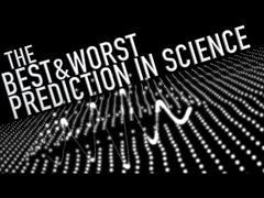 As mellores e peores predicións en ciencia