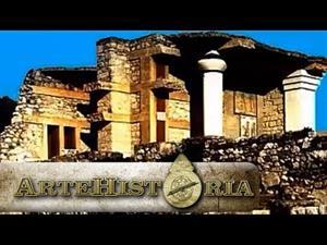 El palacio de Cnosós (Artehistoria)