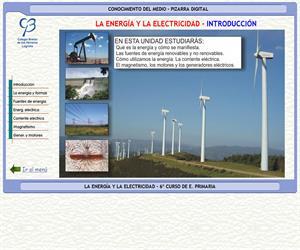 La energía y la electricidad – Conocimiento del medio – 3º Ciclo de E. Primaria – Unidad didáctica.