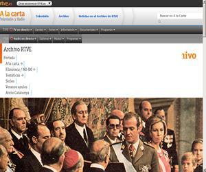 Video: El juramento de Juan Carlos I como Rey de España.