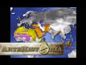 Población islámica mundial